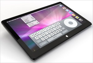 What do you think the tablet will look like?