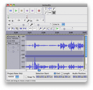 Remove white noise from your audio and video projects