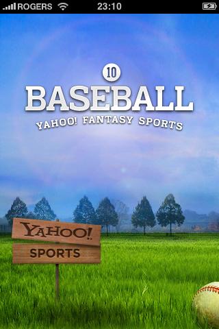 Yahoo! Fantasy Baseball '10