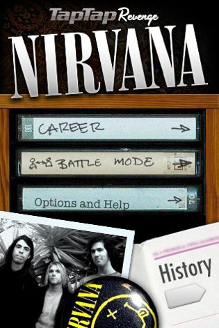 Tap Tap Revenge Nirvana