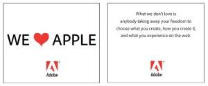 We heart Apple