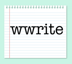 wwrite for iPad icon