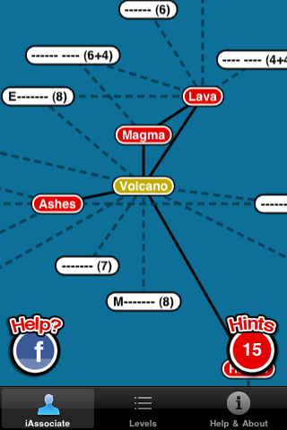 iAssociate 2: A Truly Unique Word Game for the iPhone