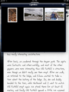 Journal entry portrait with pics 225x300 MaxJournal: The Memory Keepers App