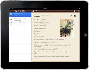 Chapters for the iPad   Review