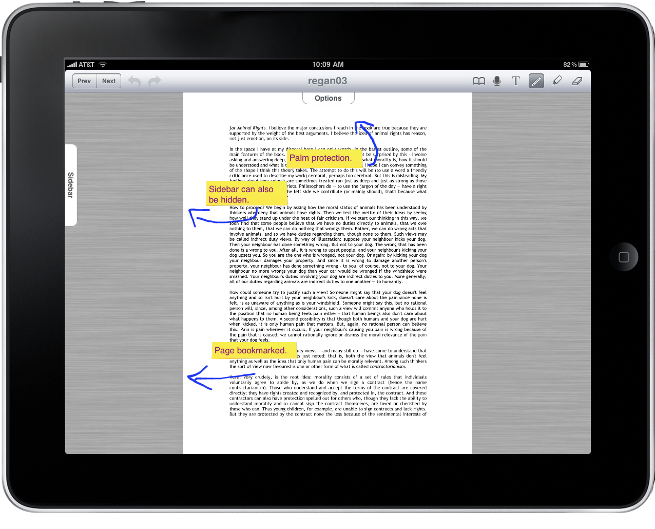 Noterize: The all-in-one note-taking and annotation system for iPad