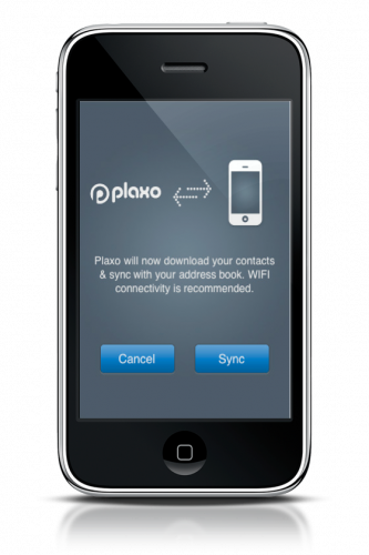 Plaxo Releases iApp