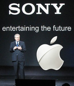 Apple to acquire Sony?
