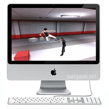 Original Mirrors Edge coming to the Mac