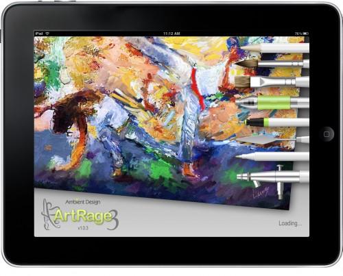 ArtRage - Screen1