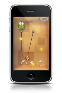 Cut the Rope for the iPhone: A review