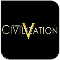 Civilization logo of release