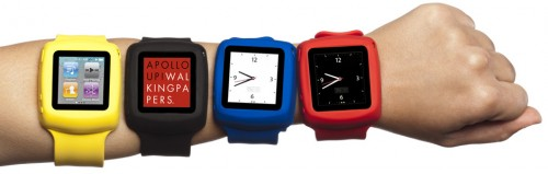Review: Griffins iWatch Slap case (and some thoughts on iWatches)