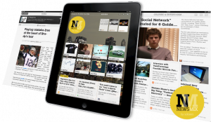 NewsMix takes on Flipboard with their curated news app