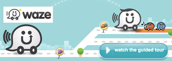 Waze adds community voice alerts to warn of traffic hazards
