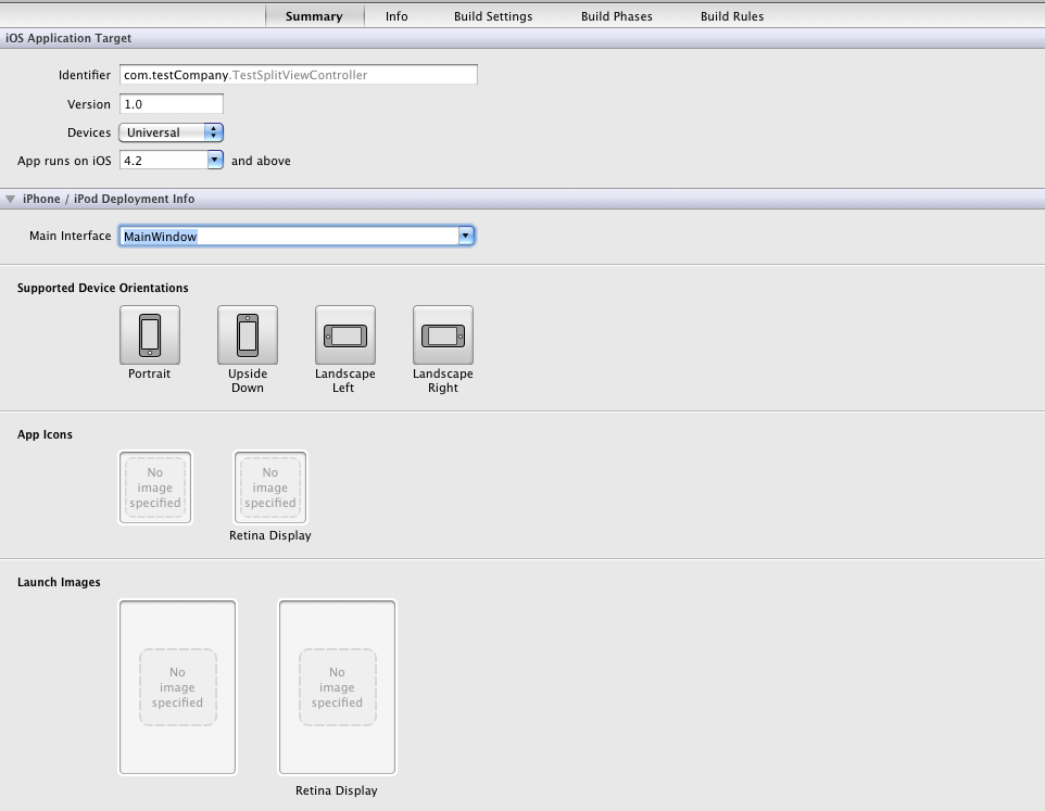Xcode 4 walkthrough