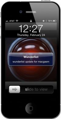 Wunderlistpushiphone4