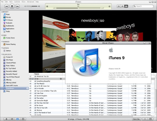 Older iTunes versions stop working with the iTunes store