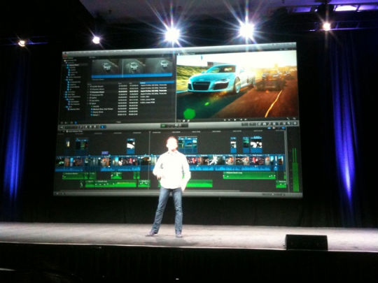 Apple to release Final Cut Pro X in June for $299
