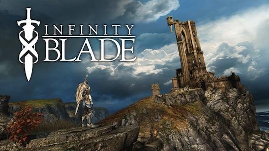 Infinity Blade 50% off
