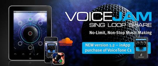 VoiceJamTCHelicon