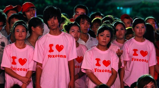 Three Foxconn employees charged in China for leaking iPad 2 info
