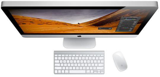iMac continues to dominate the growing all in one market