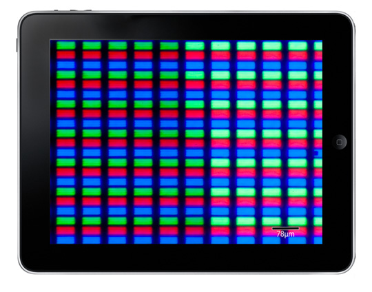 Samsungs new 2560x1600 10.1 inch LCD could mean Retina display in next iPad