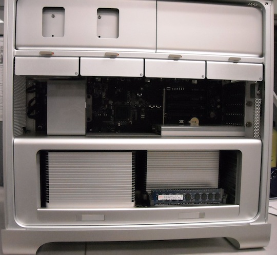 Mac Pro Side View