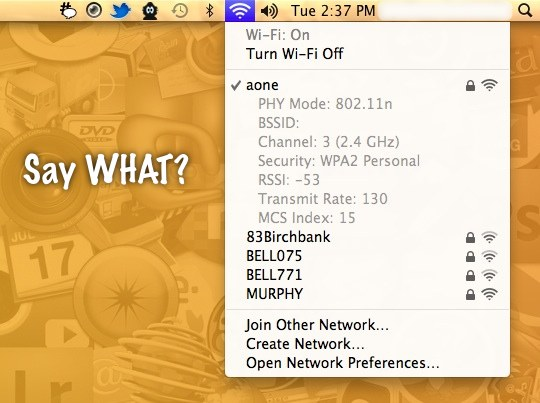Rumor: So long AirPort, Apple prefers to call you Wi Fi now in Lion