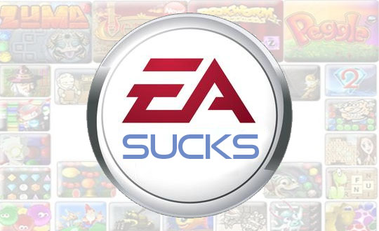 Whenever A Big Company Like EA Tells You Everything Is Going To Be Ok Its Bumpy Ride With Purchase Of PopCap