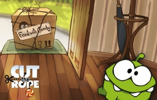 Cut The Rope 2 Coming This Holiday To iOS