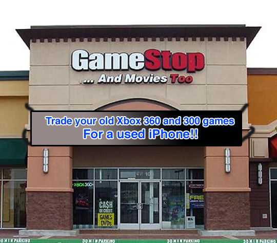 gamestop sell iphone gamestop to make it official ios is a bad gaming 6272