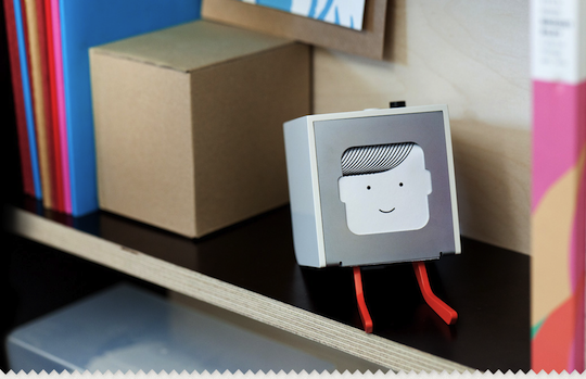 Little Printer is cute, tiny, adorable, and THE answer