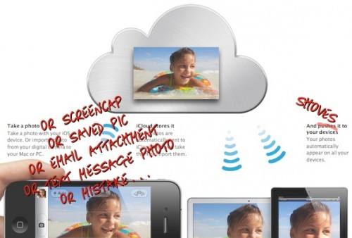 Hey, future iCloud guy at Apple, Photo Stream needs the iTunes Match treatment