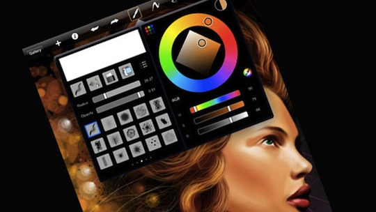 SketchBook Pro now has full iCloud support — Mac, iPad, iPhone/iPod touch