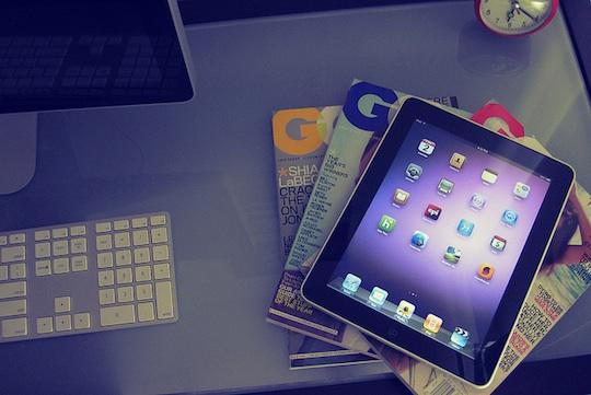 Rumor: Sharp to build the new iPad 3 Retina display panel
