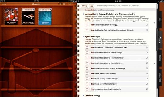 Apple publishes iTunes U help portal online