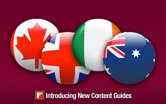 Australia, Canada, UK and Ireland get custom Flipboard content