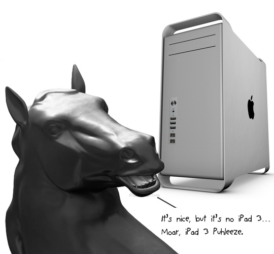 Rumor: Mac Pro refresh on the horizon with NVIDIA and Ivy Bridge