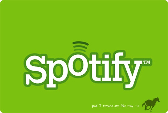 Spotify for iOS takes audio quality to the EXTREME