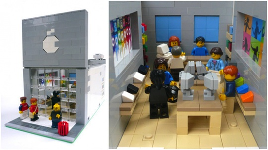 Lego Apple Store could become a reality