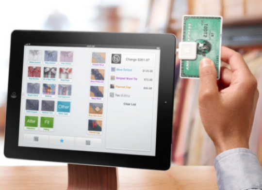 Square announces Register for the iPad