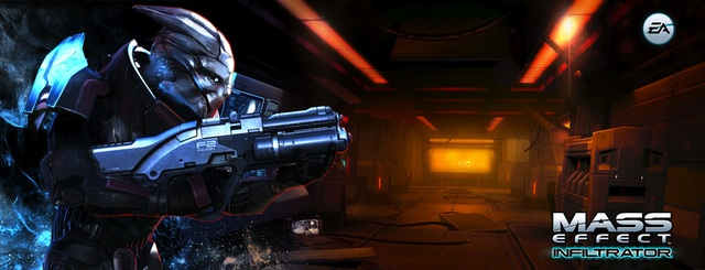 Mass Effect: Infiltrator Updated With New Mission