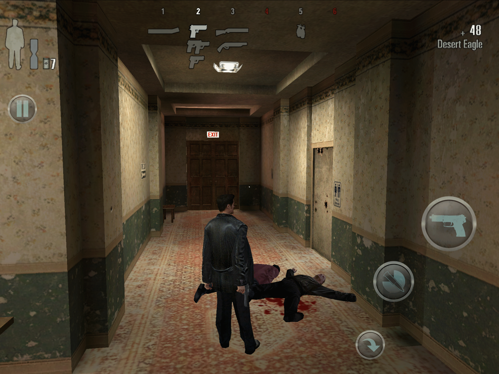 Max Payne Released Onto Ios But Has It Aged Well