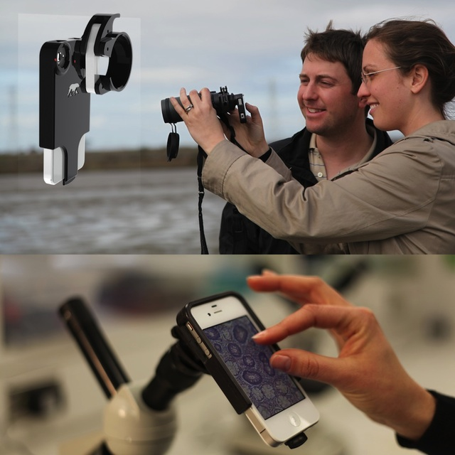 Magnifi Is The Worlds First iPhone Photoadapter Case