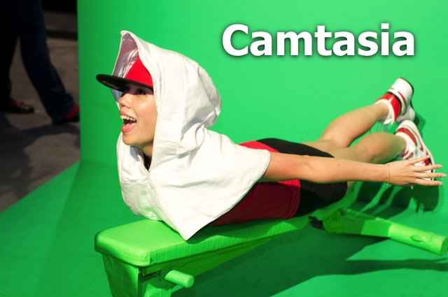 Camtasia Updates With Green Screen Support
