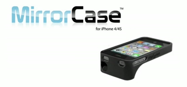 Prevent Phone Face With MirrorCase For iPhone