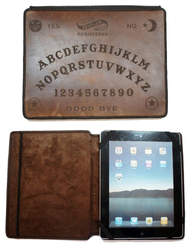 Turn Your iPad Into A Ouija Board