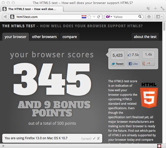 Firefox 13 Available Now, Propagates Tomorrow